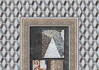 Trillinium Mosaic
