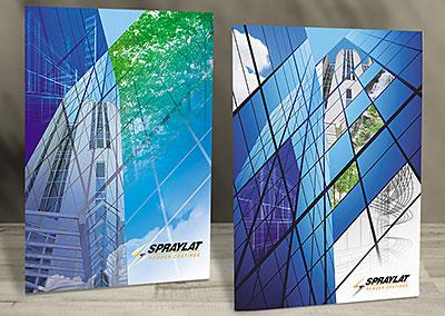 Spraylat Catalog Covers
