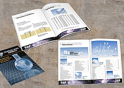 Technical Glass Catalog